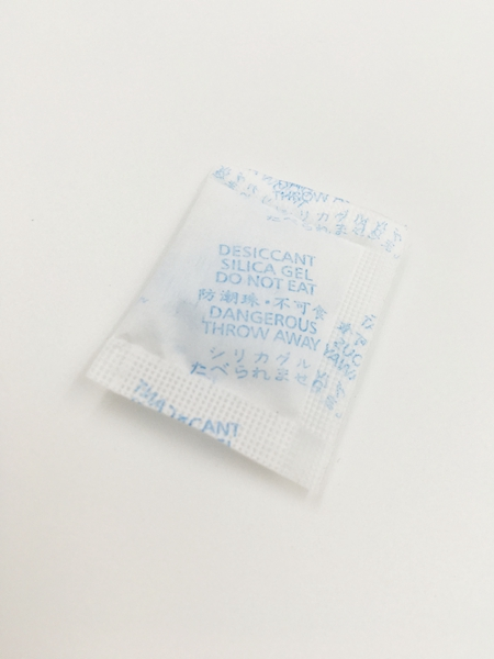 Anti Moisture Silica Gel Packets