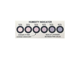Humidity Indicator Card Supplier