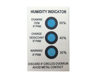 Chinese Factory Cobalt Free Humidity Indicator Humidity Indicator Card