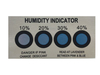 4 Dots Normal Humidity Indicator Disc